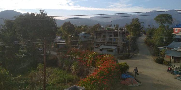 Kaibi village Pic by Pukeho Athishu