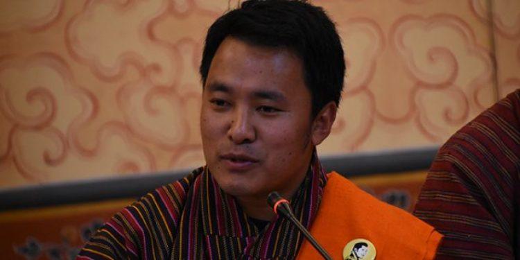 Labour Minister Ugyen Dorji