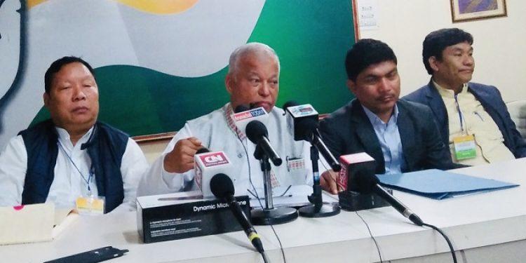 BJP debars Arunachal from infrastructural development: Congress 1