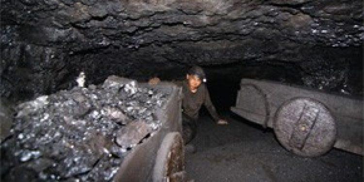 Representative picture of coal mining.