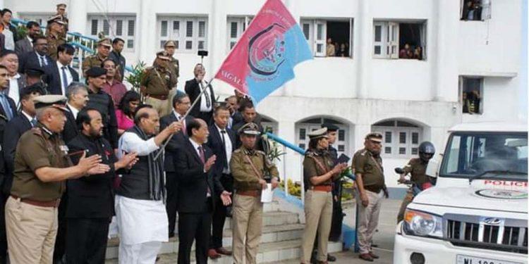 Rajnath launches ERSS