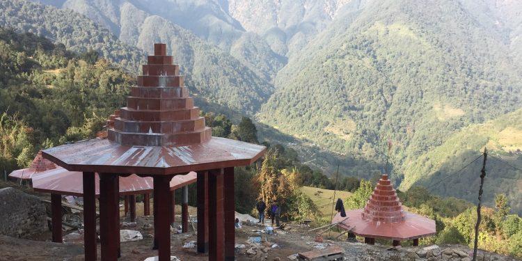 Sikkim temple