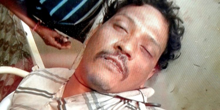 The ex-BSF jawan who was shot dead by  police at Habial village in Golaghat district of Assam. File photo