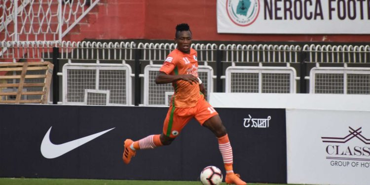 The result meant that Neroca stayed at fourth place in the 12th Hero I-League standings with 15 points from nine games.  Image credit: goal.com
