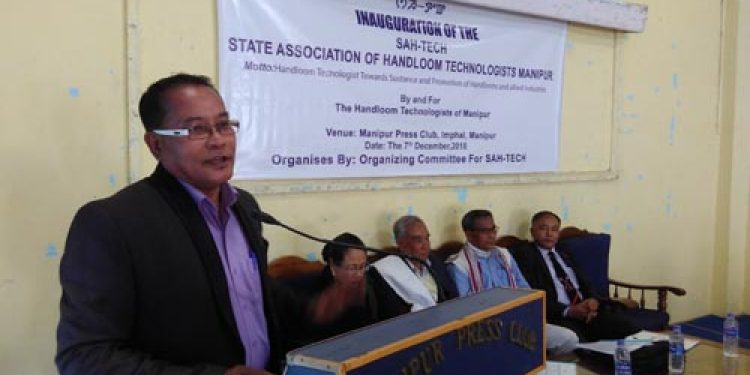 Handloom is second sector after agriculture in Manipur