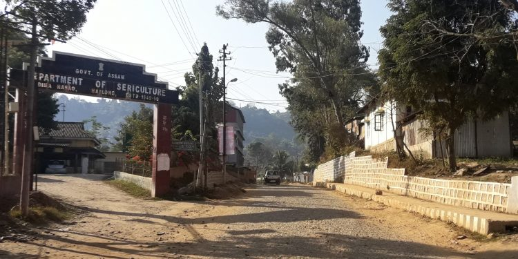 12-hour bandh stops life in Dima Hasao in Assam. Photo: Northeast Now.