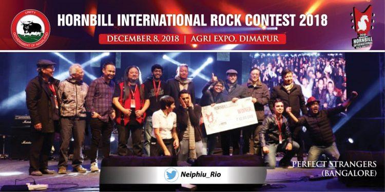 hornbill rock