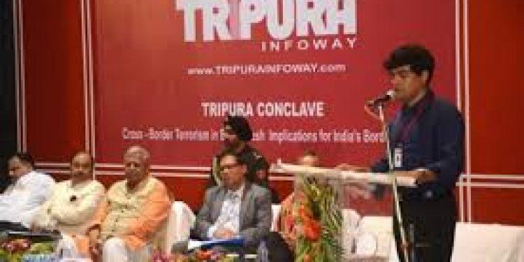 Tripura Website alleges intimidation