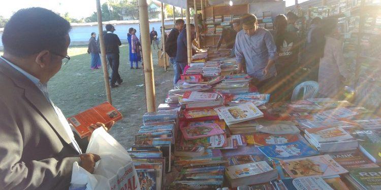 imphal book fair