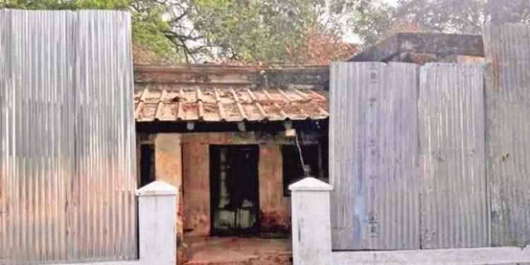 Renovation for Assamese writer Lakshminath Bezbaroa's house begins