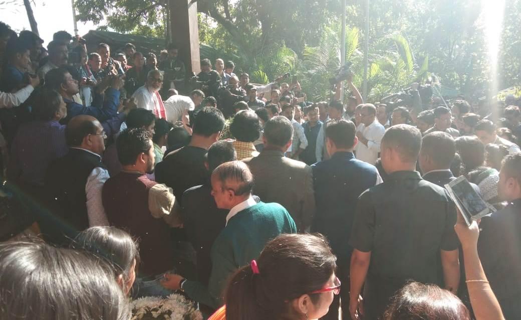 Thousands bid tearful adieu to legendary singer Dipali Borthakur 2