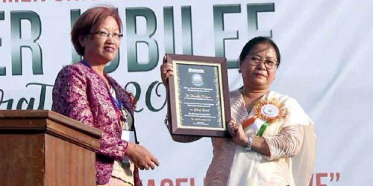 manipur women silver jubillee