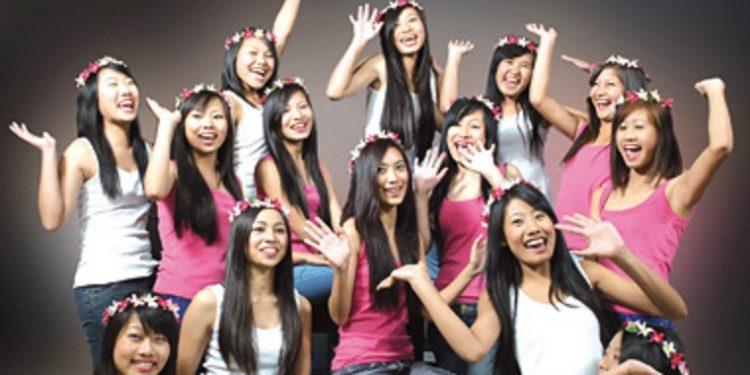 nagaland teenage girls