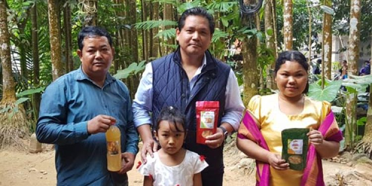 Meghalaya CM Conrad Sangma to promote local entrepreneur's story on social media