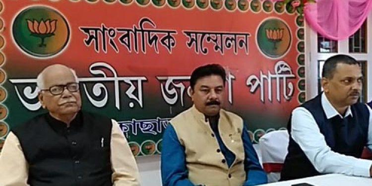 Assam: State BJP President Ranjit Das brands AGP as an 'enemy' 1