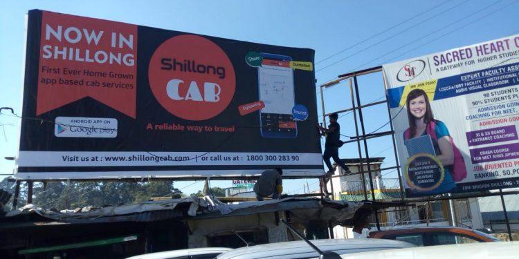 shillong app cab