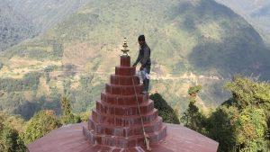 sikkim temple 1
