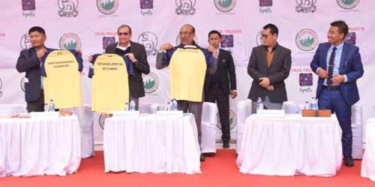 Tata trusts to provide world class football training in NE