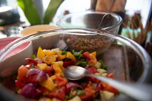 Taj adds Assamese flavor to breakfast with komal saul, chiradoi and pithaguri 3