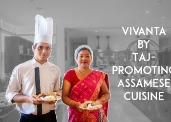 Taj adds Assamese flavor to breakfast with komal saul, chiradoi and pithaguri 1
