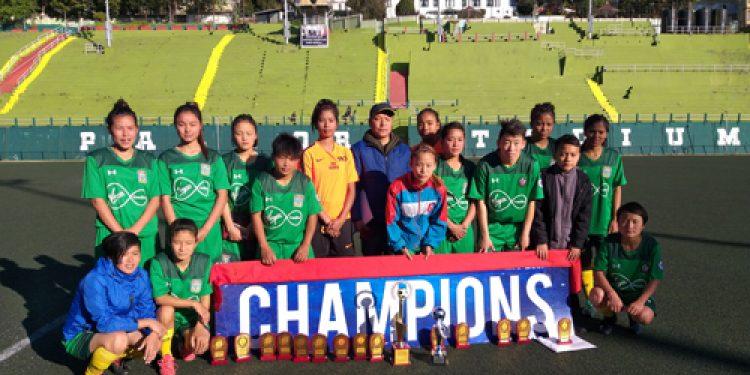 Sikkim: Soreng Girls Academy emerges winner of state's 1st women football tourney