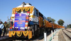 01-01-19 Koliabor- Rajen Gohain flag off new train (3)