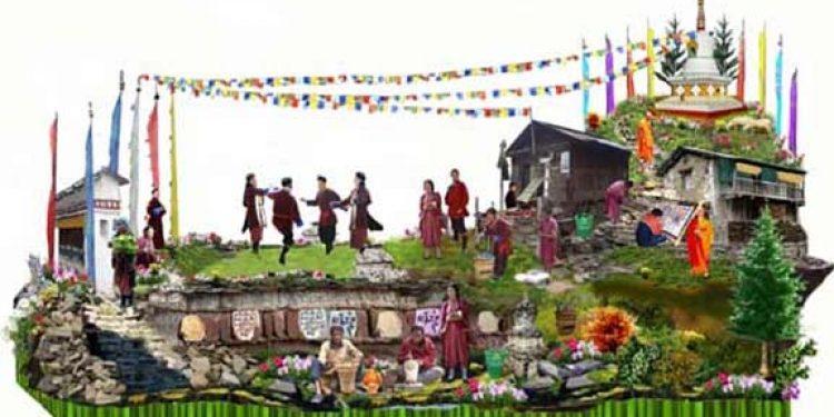 Arunachal tableau
