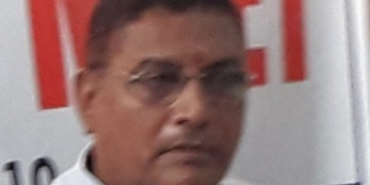 Chairman Pratap Bordoloi