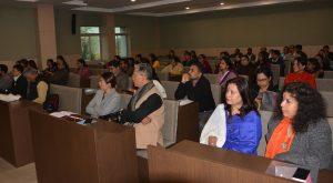 Cotton University seminar