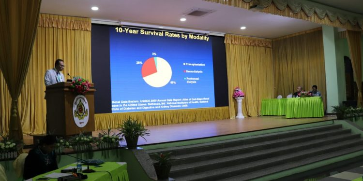Manipur doctors attend 18th Mandalay Medical Conference in Myanmar