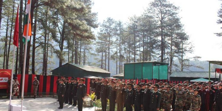 Border personnel meet