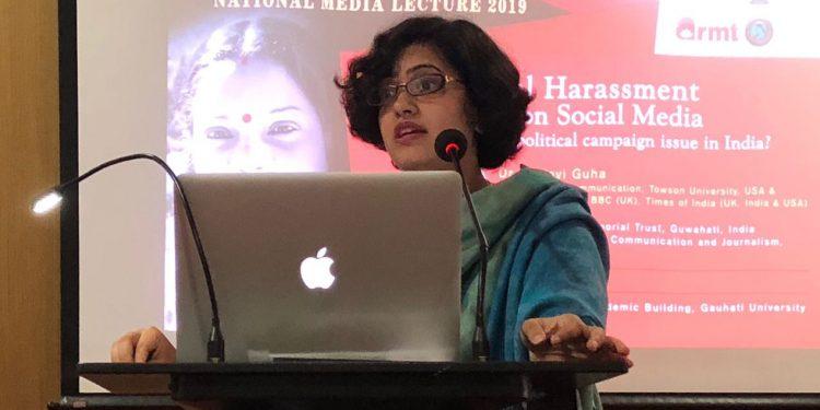 Gauhati University Lecture