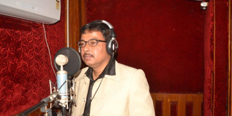 singer Ranjan Bezbaruah to sing Maa Tujhe Salaam in Sanskrit