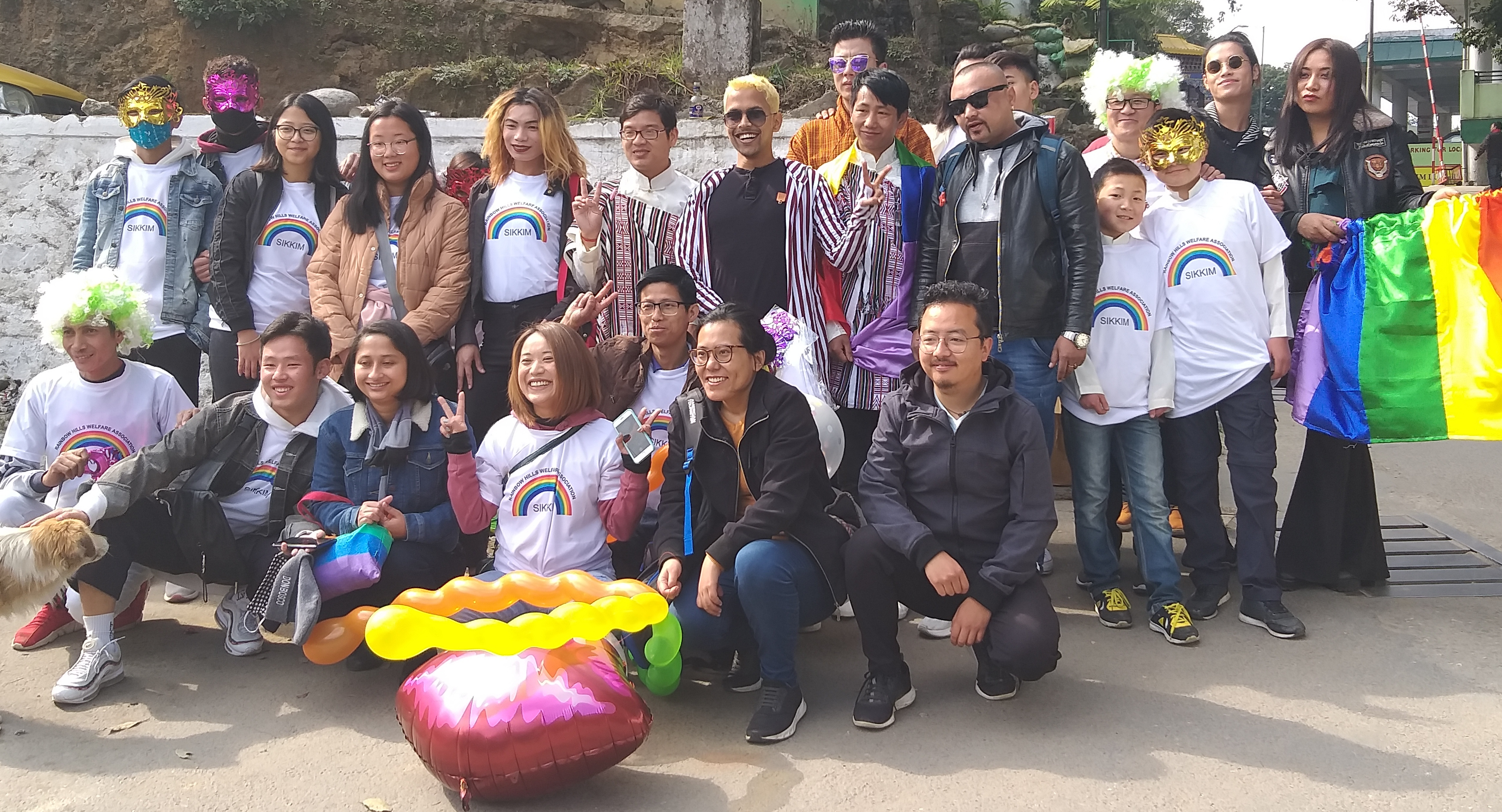 Beyond the rainbow: Sikkim hosts first ever Queer Pride Parade 1