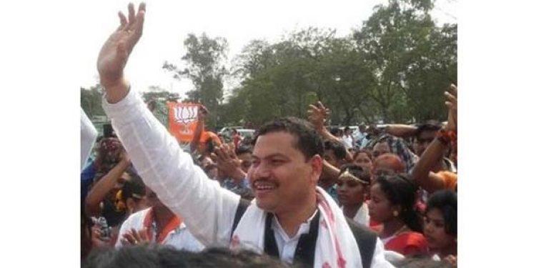Rituaparna Baruah, BJP MLA in Assam