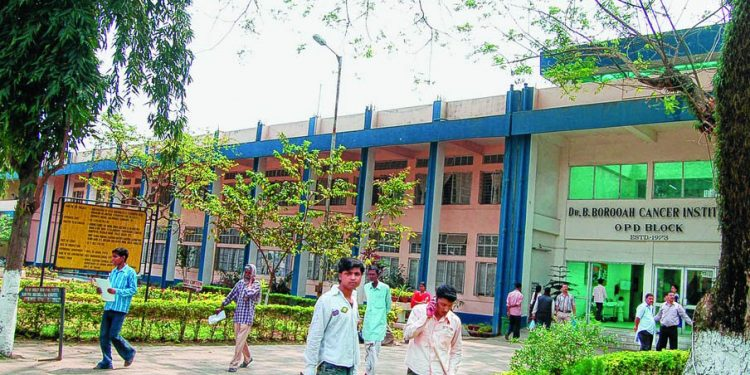 Bhubaneswar Barooah Cancer Institute