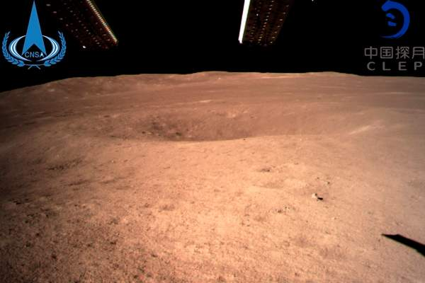 China's lunar lander, rover 'wake up' after first lunar night