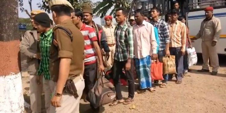 Illegal Bangladeshi