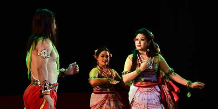 Dance drama festival concludes in Imphal