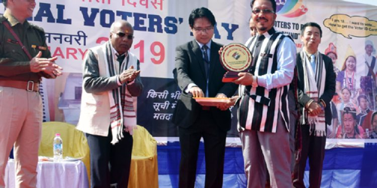 Arunachal: 2.75 per cent increase in first-time voters in State, says CS
