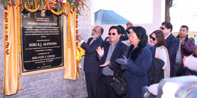 Sikkim gets its first Swadesh Darshan project