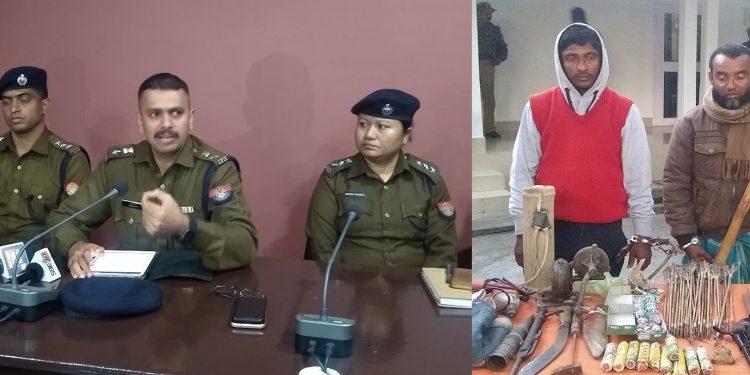 darrang police-dacoits