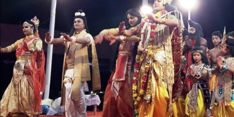 All Assam Bhaona Samaroh concludes in North Lakhimpur