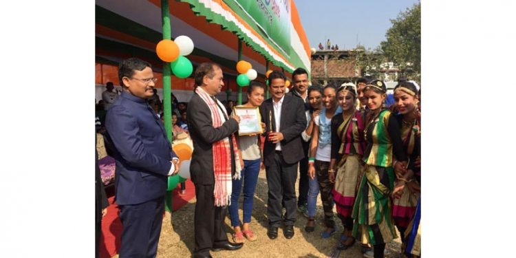 Hojai NGO awarded best child care institute in district