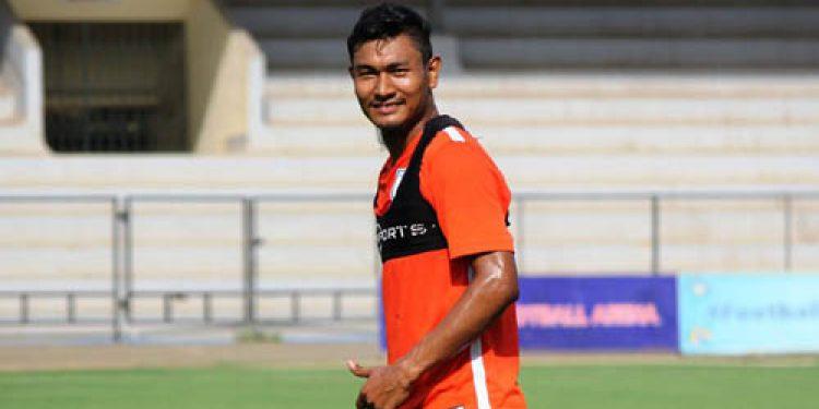 Assam boy Halicharan Narzary moves to Chennaiyin FC on loan