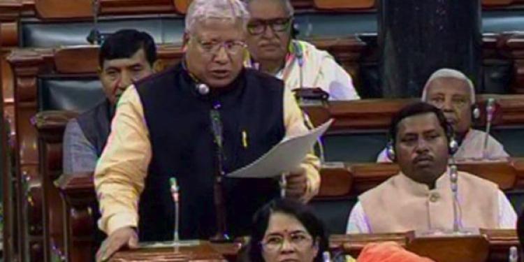Assam: JPC chairman tables final report on citizenship bill amid pandemonium