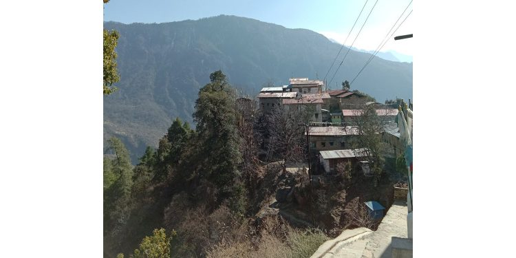 Lhunpo village in Tawang has tobacco-free for last 35 years