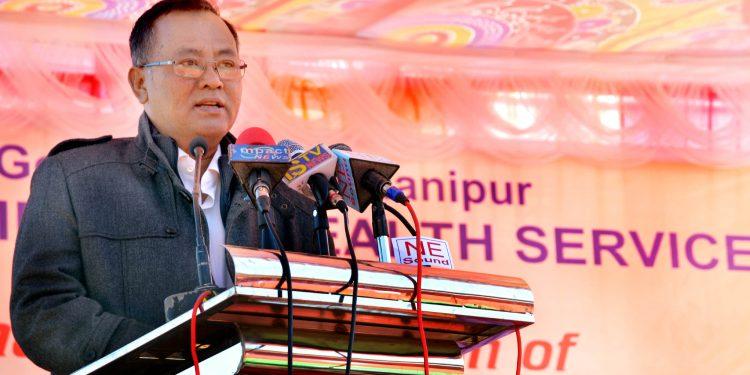 manipur health minister