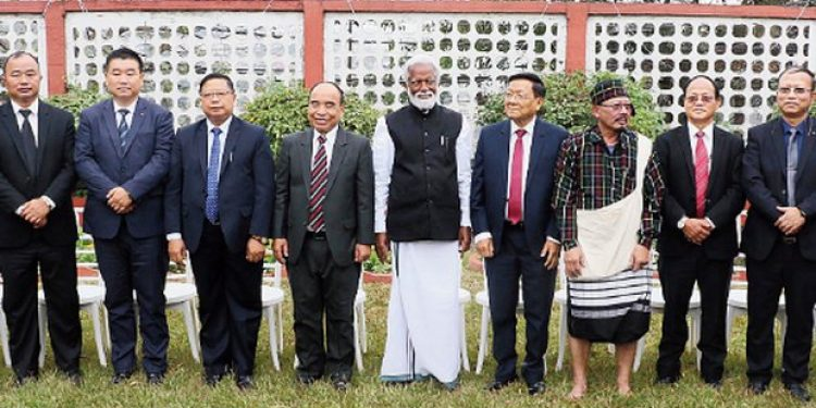 mizoram council of ministers