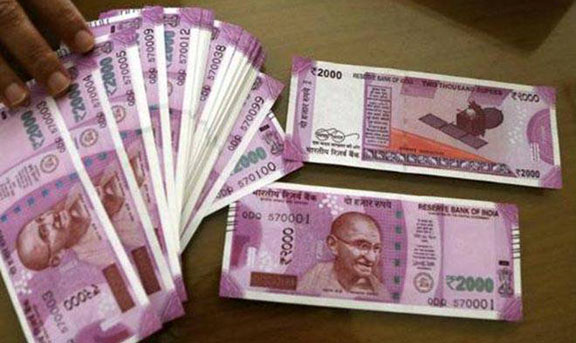 RBI Reduces Printing Of Rs 2,000 Notes